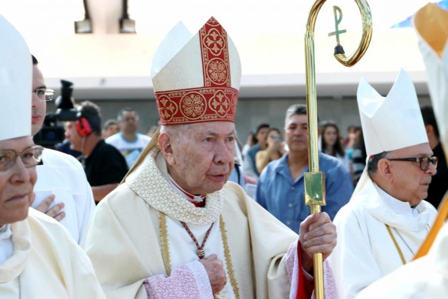 Imagem do Cardeal dom José Freire Falcão