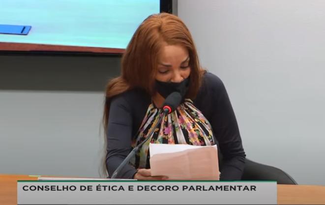Deputada Flordelis é ouvida na CCJ da Câmara dos Deputados ra dos Deputados