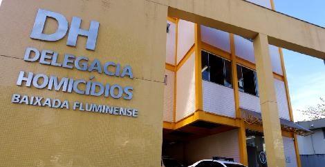 Portaria da Delegacia de Homicídios da Baixada Fluminense