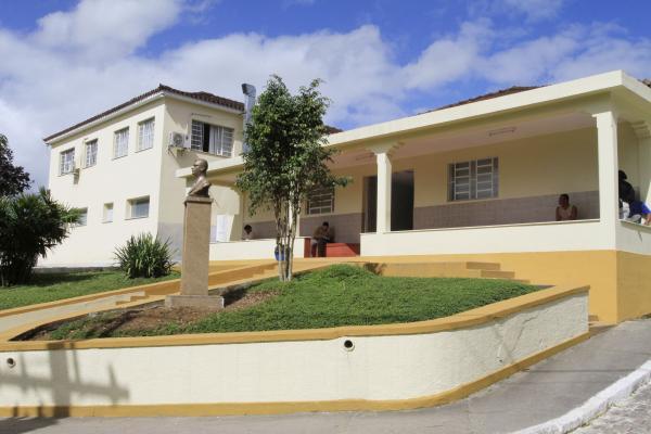 Imagem fachada do Hospital.