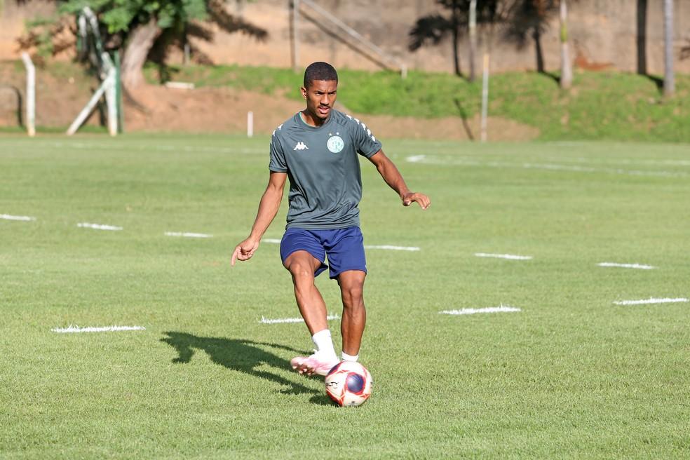Davó deve ser titular pelo Guarani diante do Vasco