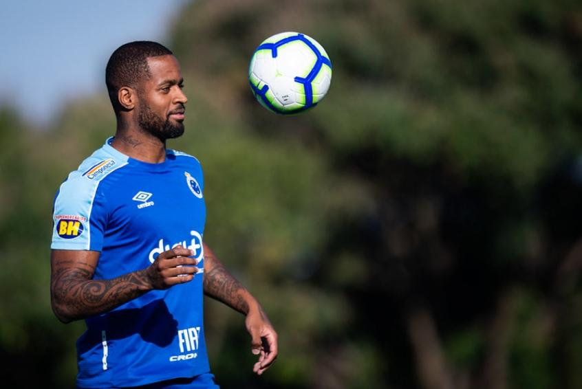 Dedé rescinde oficialmente com o Cruzeiro