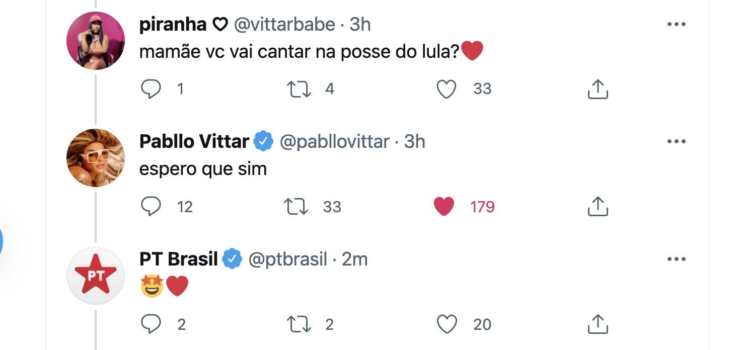 Pabllo Vittar Lula