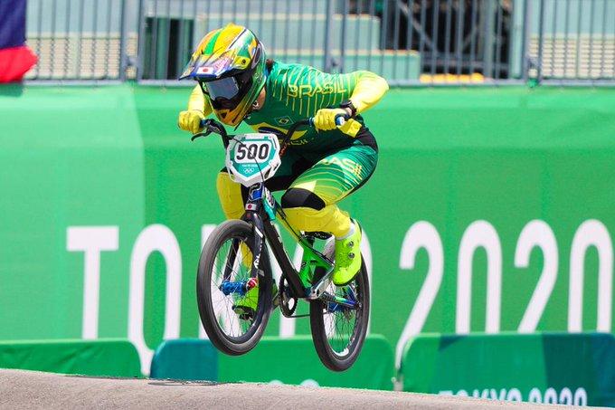 Renato Rezende conseguiu vaga no ciclismo em Tóquio