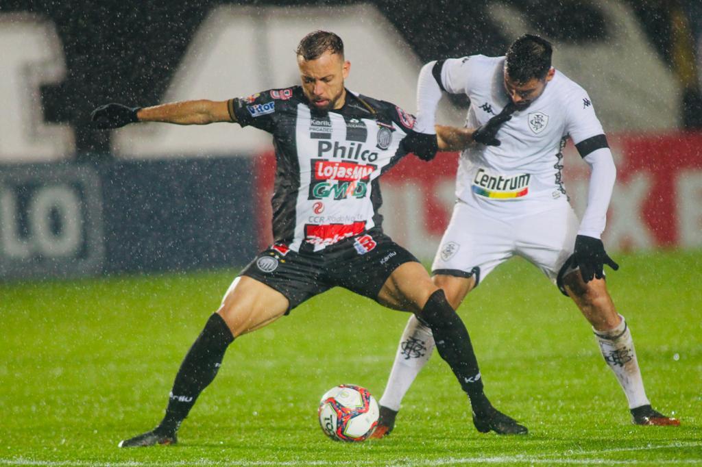 Operário-PR vence o Botafogo por 1 a 0 na Série B