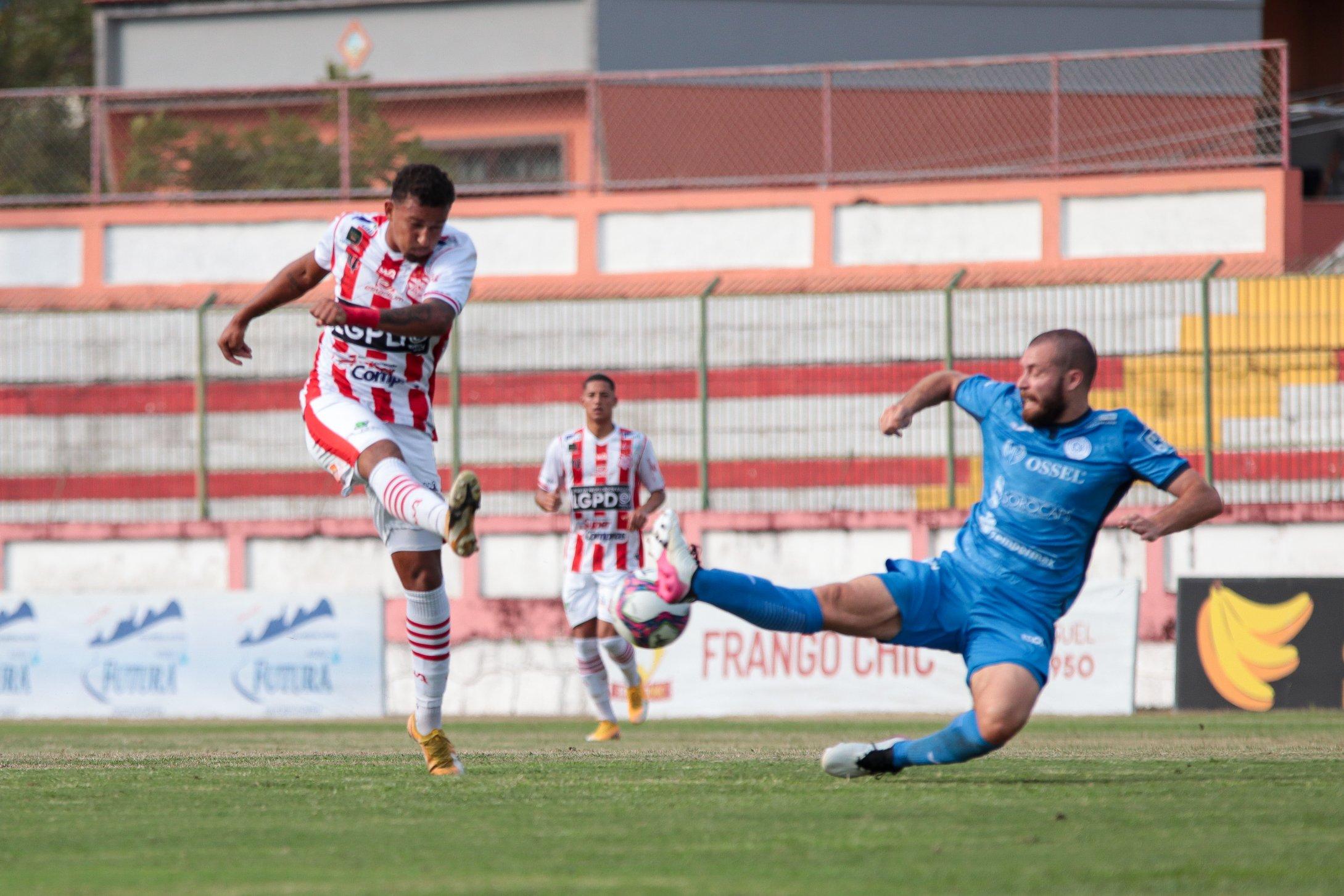Bangu vence o São Bento por 1 a 0 pela Série D do Campeonato Brasileiro
