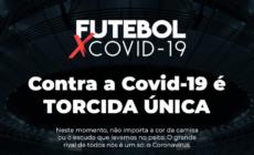 Fluminense, Flamengo, Vasco e Botafogo participam de campanha contra o CORONAVIRUS