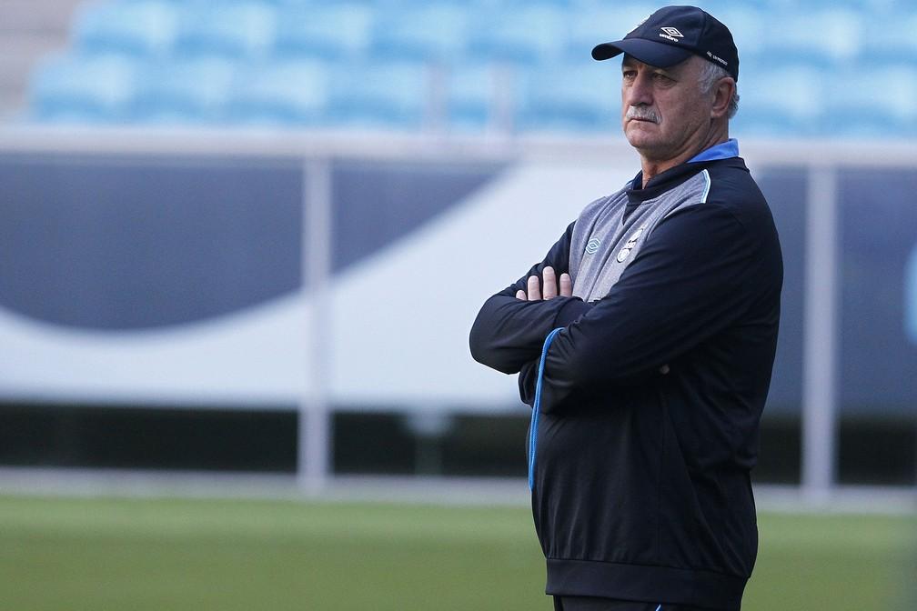Felipão está próximo de ser anunciado como técnico do Grêmio