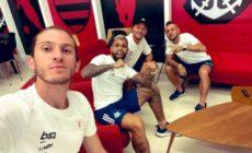 Todo departamento de futebol do Flamengo vai fazer testes de coronavírus