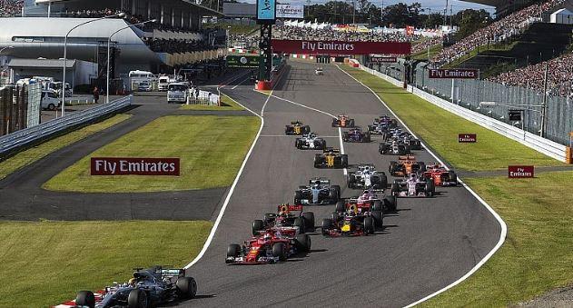 GP de Fórmula 1 no Japão
