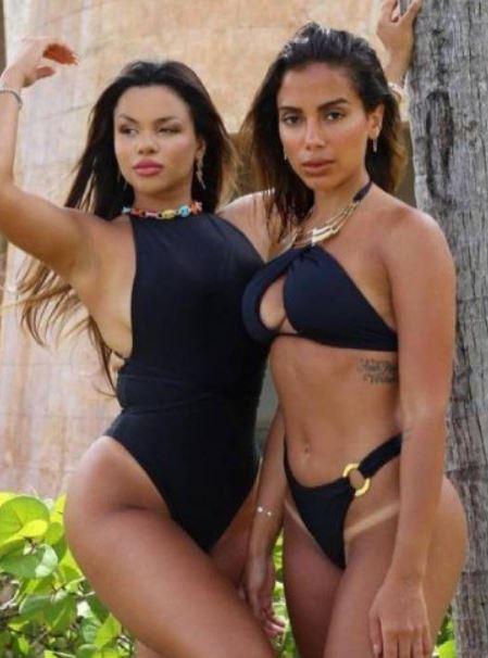 Gabily e Anitta