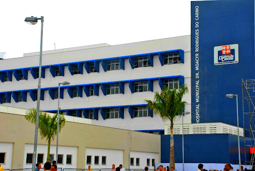 Hospital Moacyr Rodrigues do Carmo