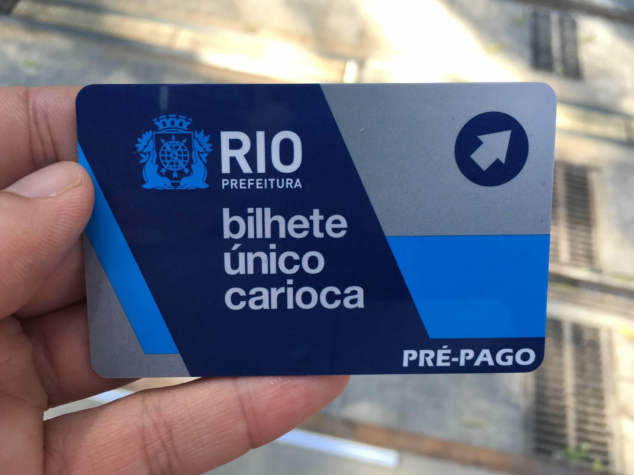 Bilhete Única Carioca