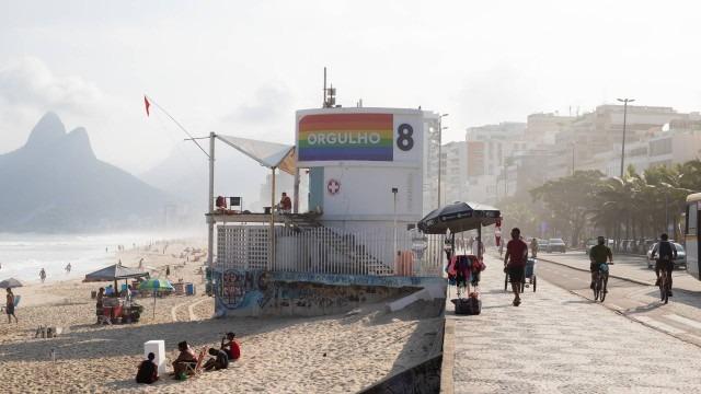 Posto 8 da praia de Ipanema