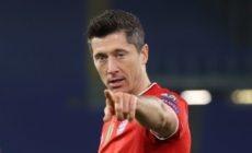 Lewandowski atinge marca histórica em goleada do Bayern