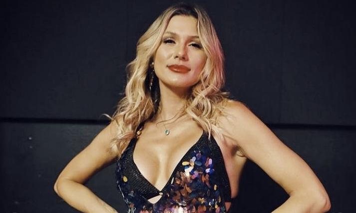 Lívia Andrade em Las Vegas
