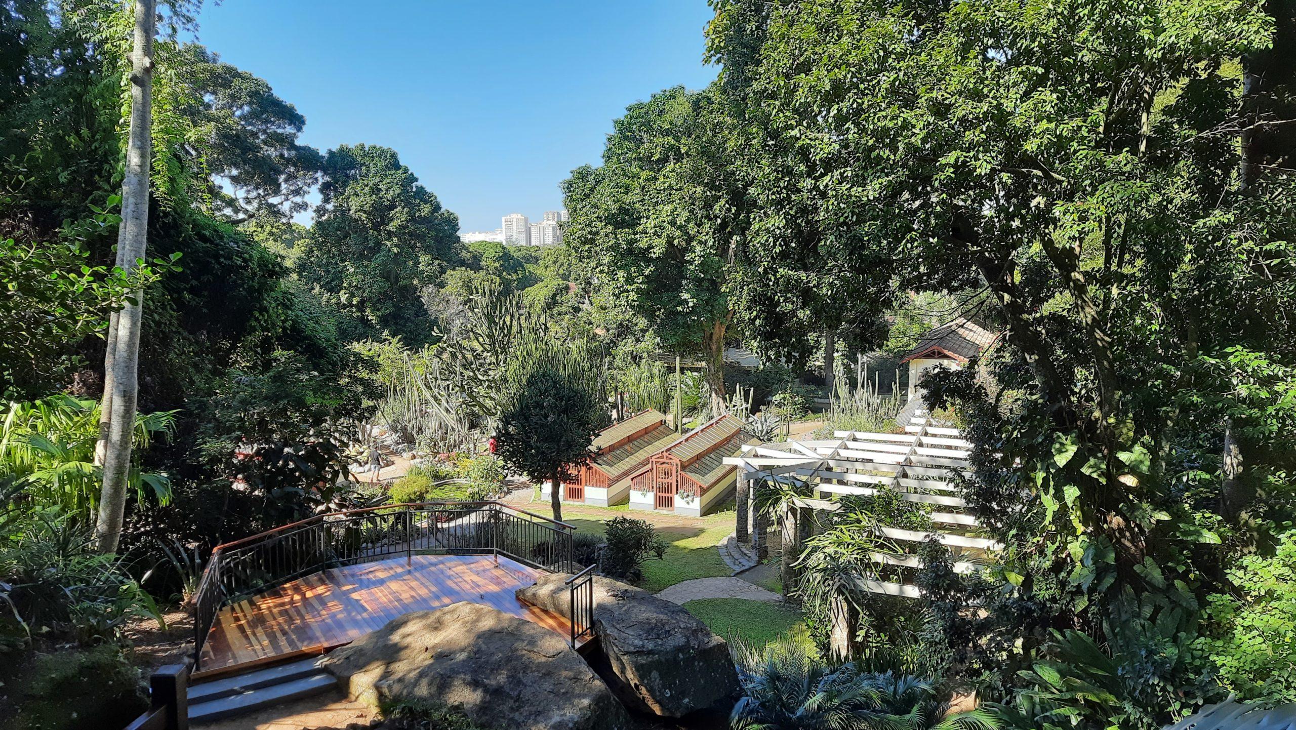 Mirante Jardim Botânico