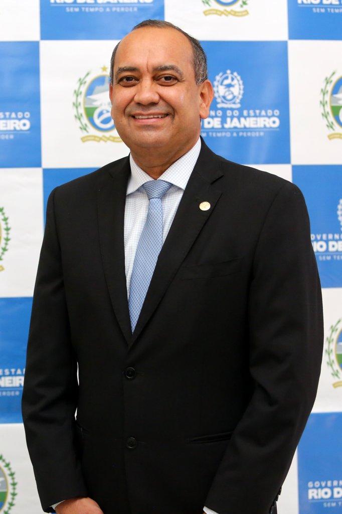 Deputado estadual Max Lemos, novo secretário estadual de Infraestrutura e Obras do Rio