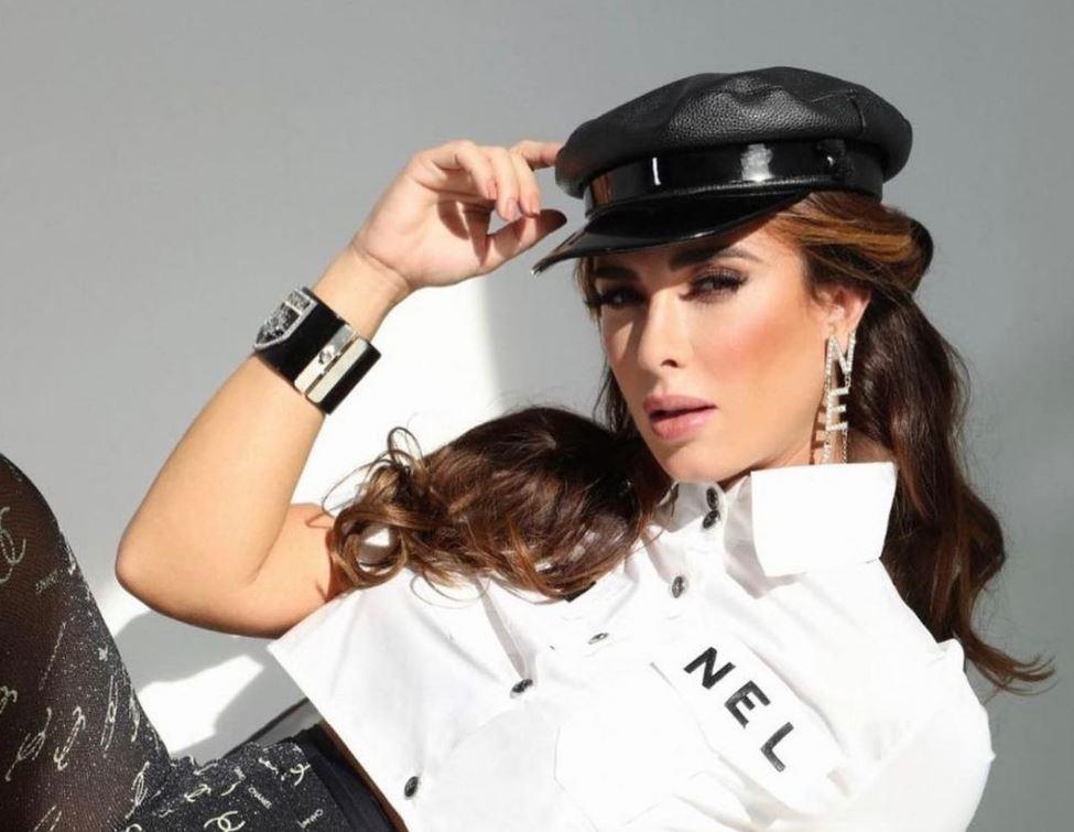 modelo Nicole Bahls
