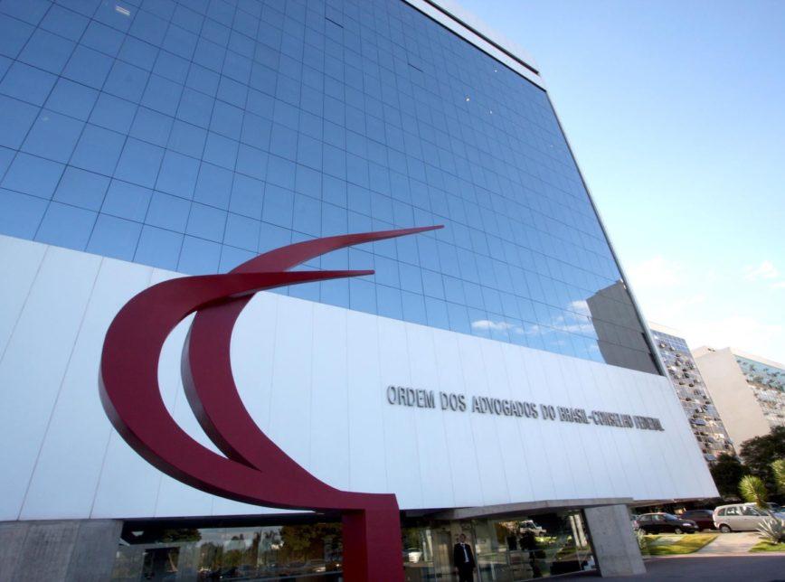 imagem da sede da OAB