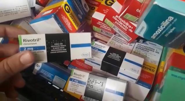 Polícia realiza maior apreensão de medicamentos controlados