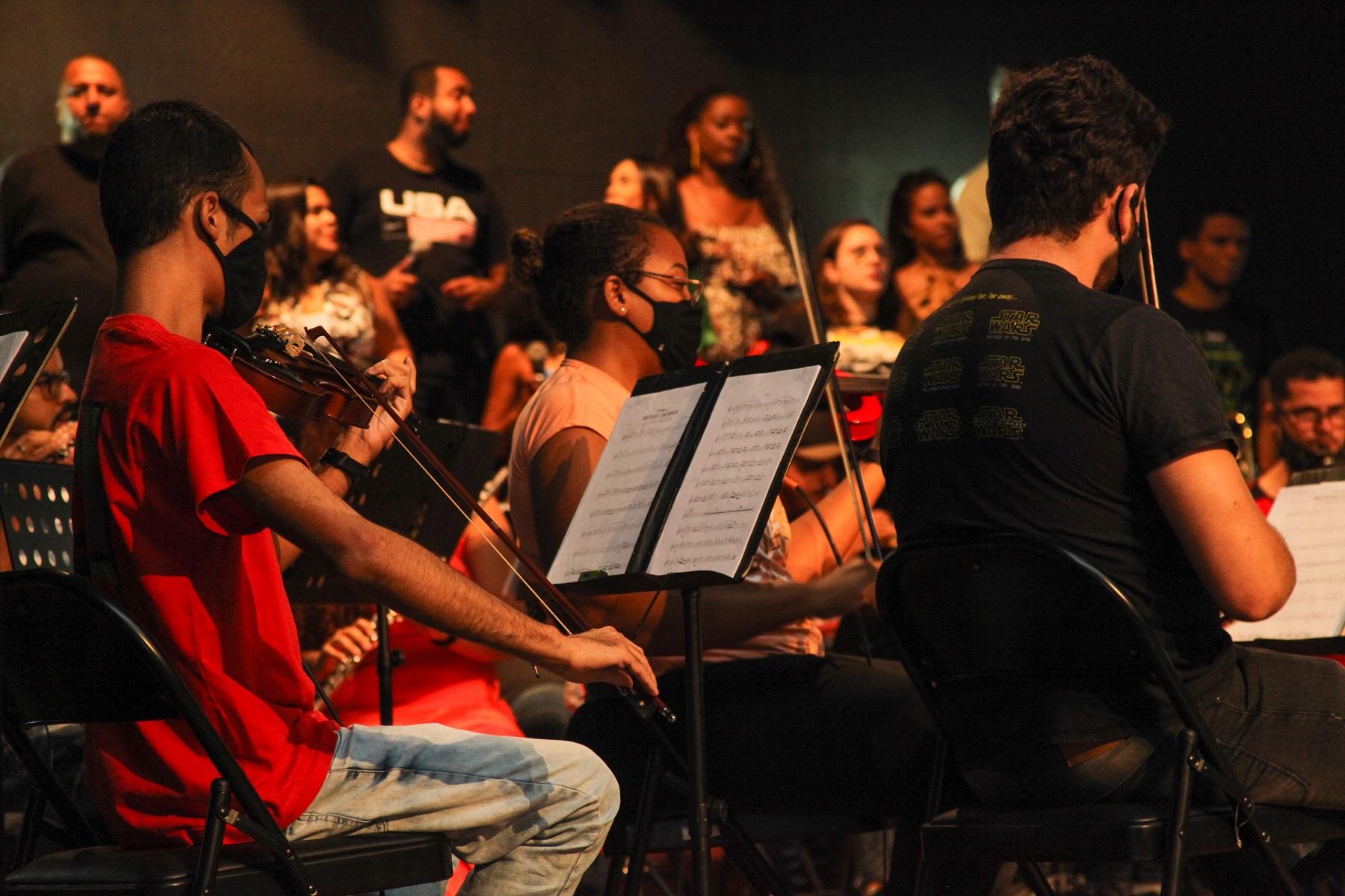 Imagem da Orquestra Municipal de São Gonçalo