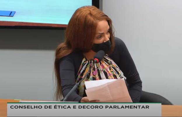 CCJ aprova relatório que defende cassação de Flordelis