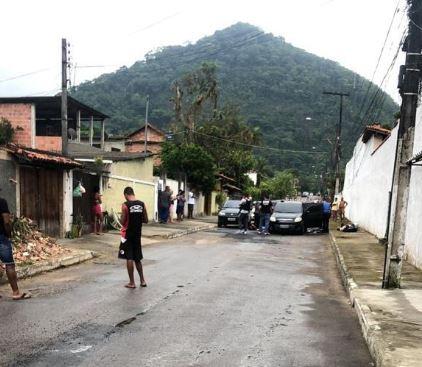 polícia civil operação