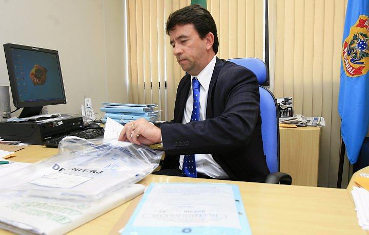 Victor Hugo Poubel assume a secretaria de administração penitenciária