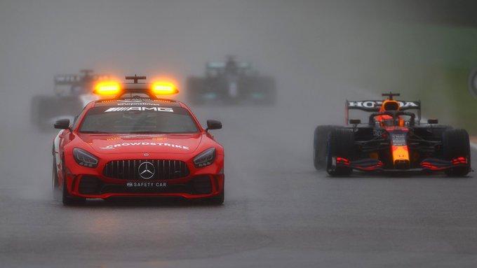 Max Verstappen vence GP da Bélgica