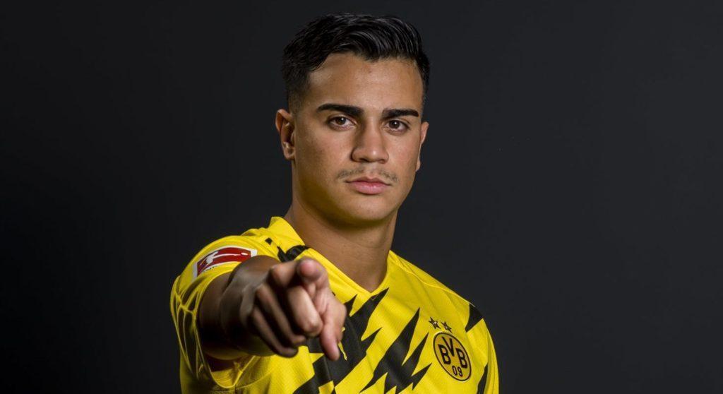 Reinier perde espaço no Borussia Dortmund