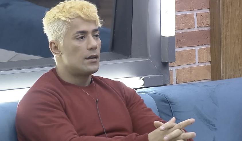 """Tiago Piquilo em """"A Fazenda 13"""""""