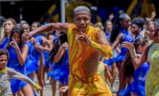 Paraíso do Tuiuti retoma aulas de samba no pé em projeto de passistas