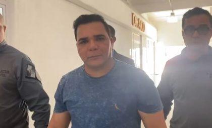 Vereador de Caxias, Carlos Augusto Pereira