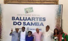 Nomes do samba recebem homenagem no Palácio Guanabara