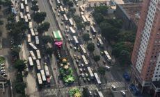 Escolas de samba já começaram a se preparar para os desfiles desta sexta-feira