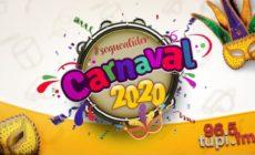 Confira o palpite dos nossos comunicadores de qual será a campeã do carnaval 2020