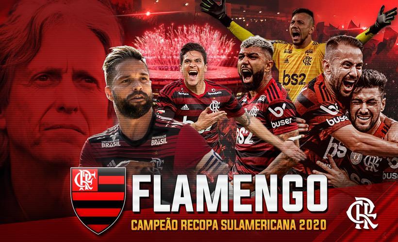 É Campeão! Flamengo vence Del Valle e conquista terceiro ...