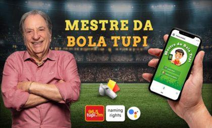 Confira os vencedores do Mestre da Bola Tupi no mês de abril