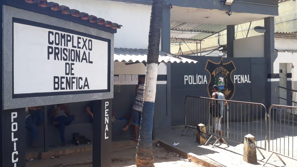 Complexo prisional de Benfica