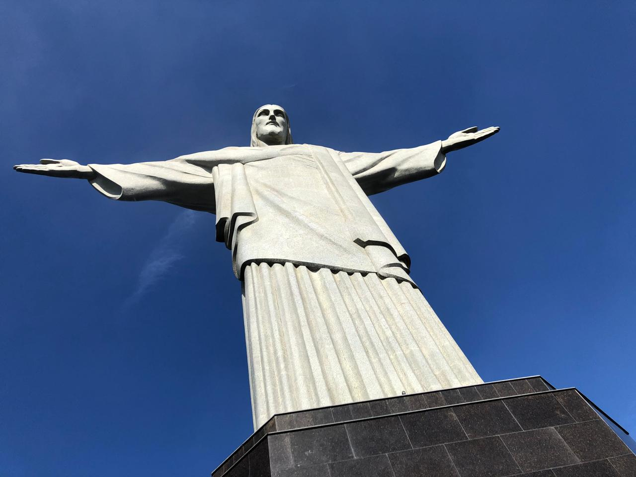 Imagem do Cristo Redentor