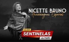 Brasil se despede da atriz Nicette Bruno