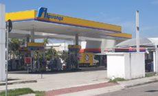 Dois homens morrem durante assalto em posto de gasolina