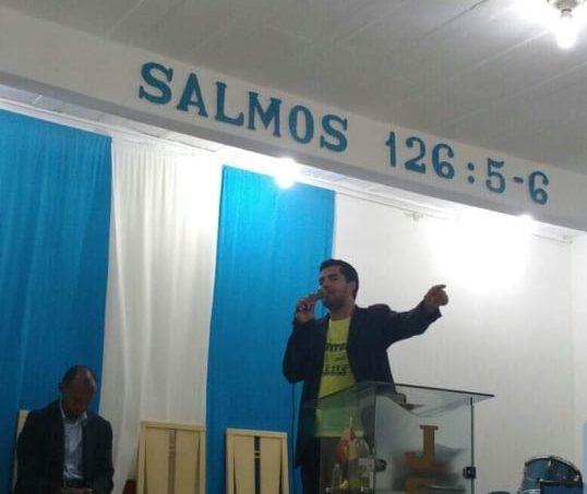 Pastor preso por estupro em Jacarepaguá
