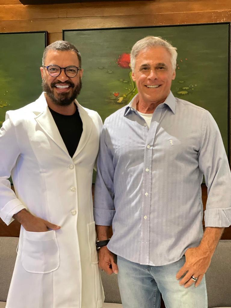 Dr. Paulo Sergio Gomes, especialista em estética (Divulgação)