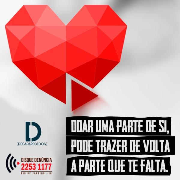 Imagem do banner com mensagem do Disque Denúncia