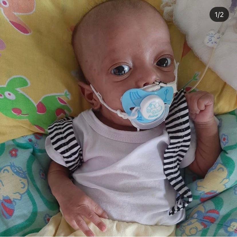Bebê espancado em São Fidélis