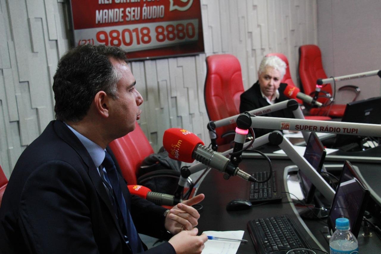 Imagem do Presidente do Senado Federal, Rodrigo Pacheco