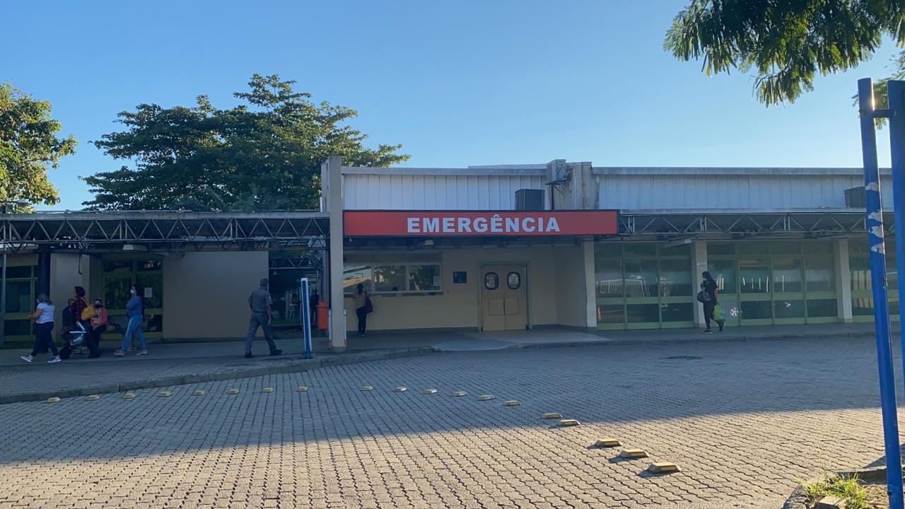 Emergência do Hospital Municipal Lourenço Jorge, na Barra