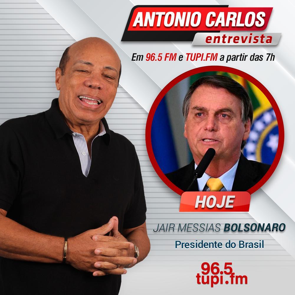 Antonio Carlos Jair Bolsonaro